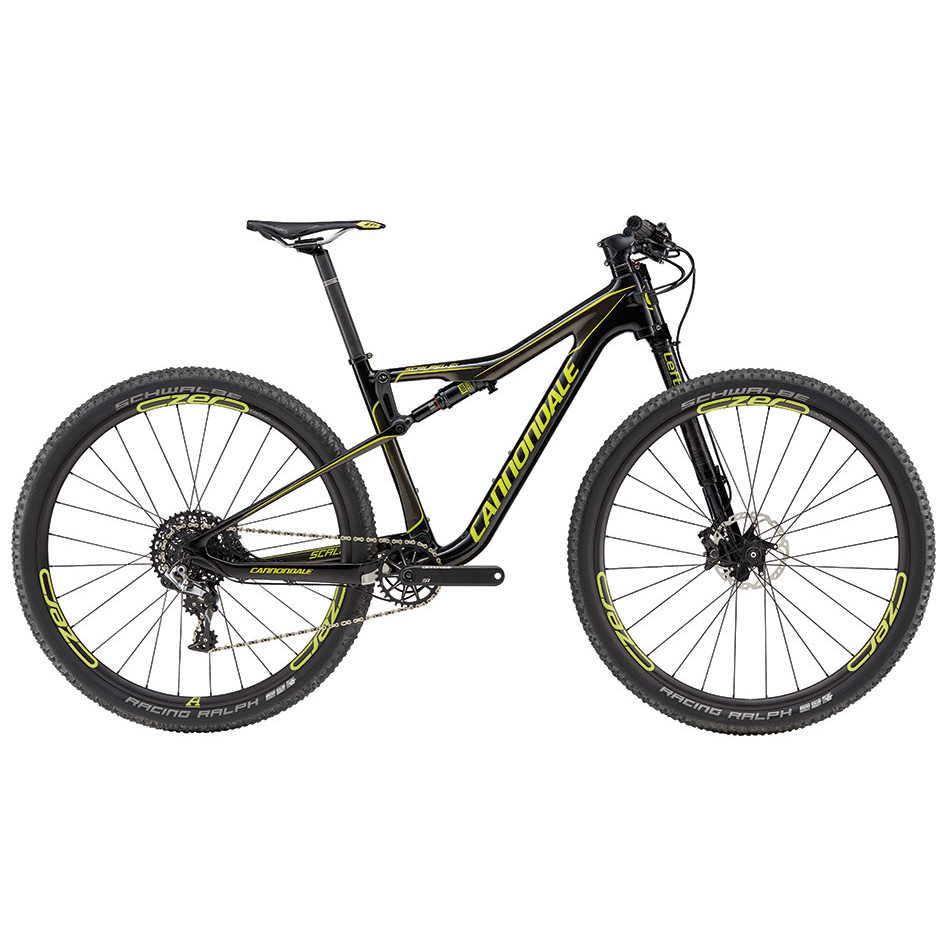 cannondale scalpel si carbon 2 29 zoll mountainbike m 44. Black Bedroom Furniture Sets. Home Design Ideas