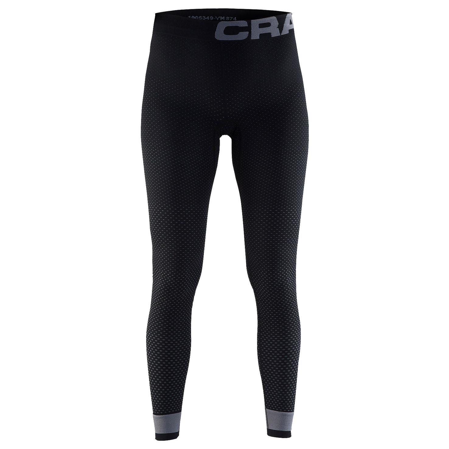 craft warm intensity pants unterhose lang damen schwarz. Black Bedroom Furniture Sets. Home Design Ideas