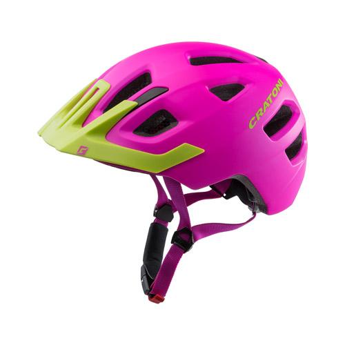 cratoni maxster pro kinder fahrradhelm pink gr e xs s 46 51 cm online shop zweirad stadler. Black Bedroom Furniture Sets. Home Design Ideas