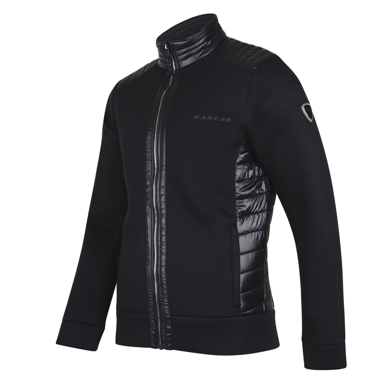 dare2b overshadow sweater jacke herren schwarz m 50 online shop zweirad stadler. Black Bedroom Furniture Sets. Home Design Ideas