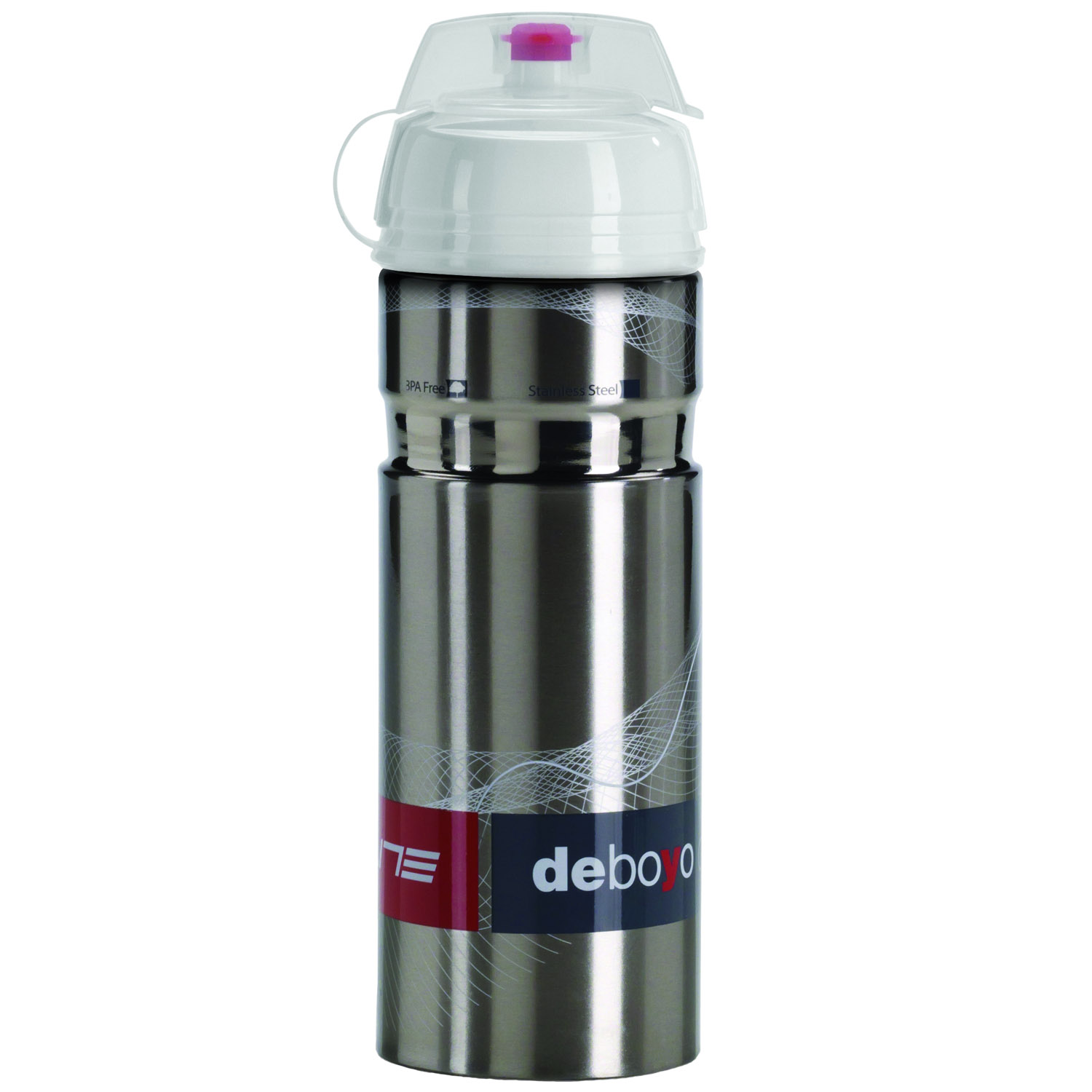 elite deboyo thermo trinkflasche 500 ml online shop. Black Bedroom Furniture Sets. Home Design Ideas