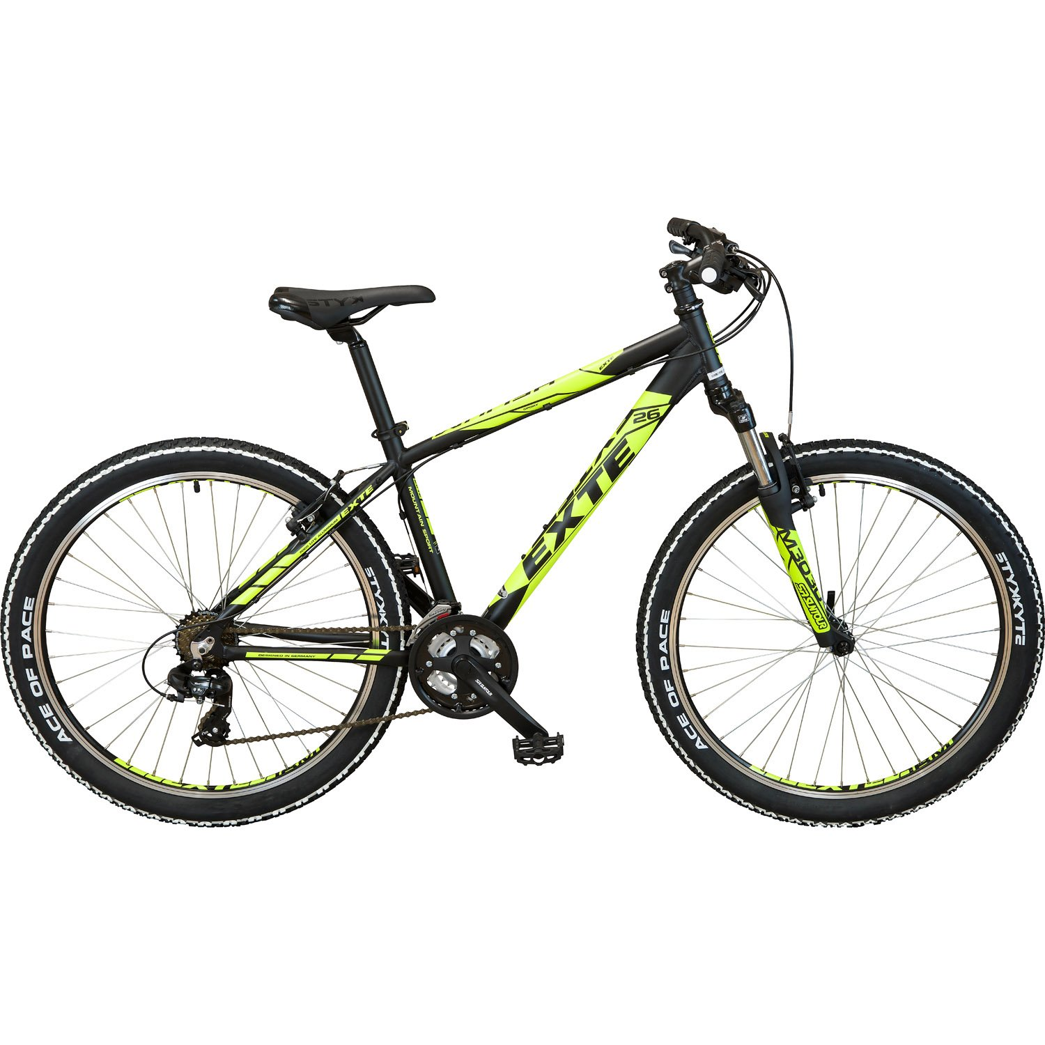 exte helium mountainbike 26 zoll online shop zweirad stadler. Black Bedroom Furniture Sets. Home Design Ideas