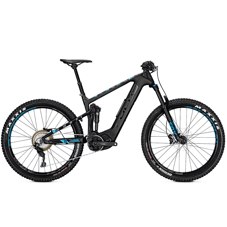 focus jam c plus e mountainbike fully 27 5 carbon matt. Black Bedroom Furniture Sets. Home Design Ideas