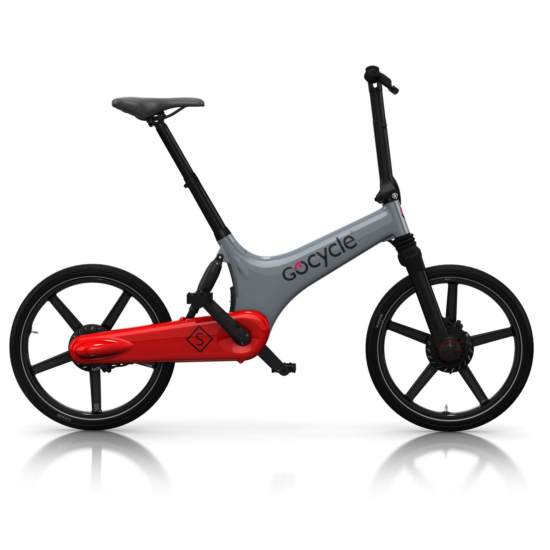 gocycle gs e bike grau rot online shop zweirad stadler. Black Bedroom Furniture Sets. Home Design Ideas