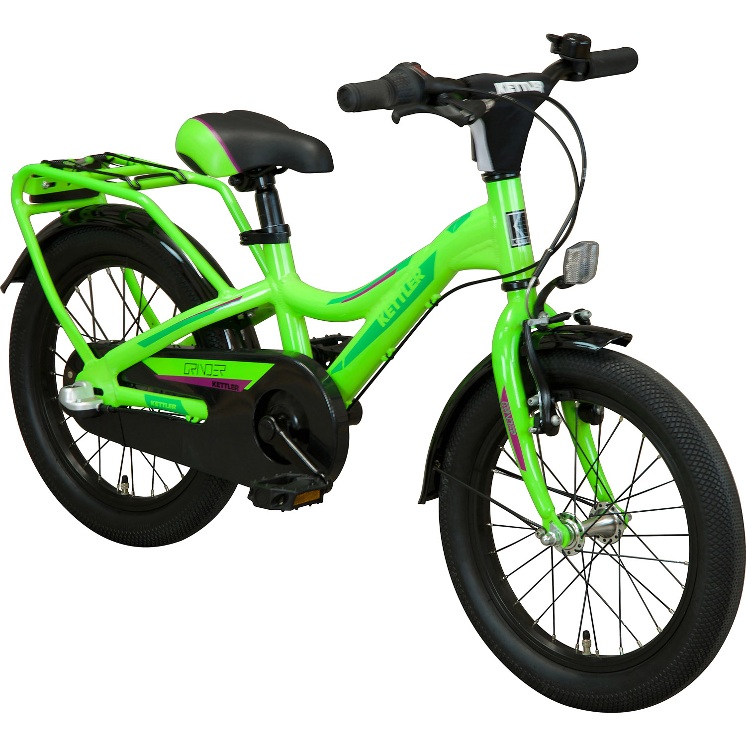 kettler grinder kinderfahrrad 16 zoll light green online shop zweirad stadler. Black Bedroom Furniture Sets. Home Design Ideas