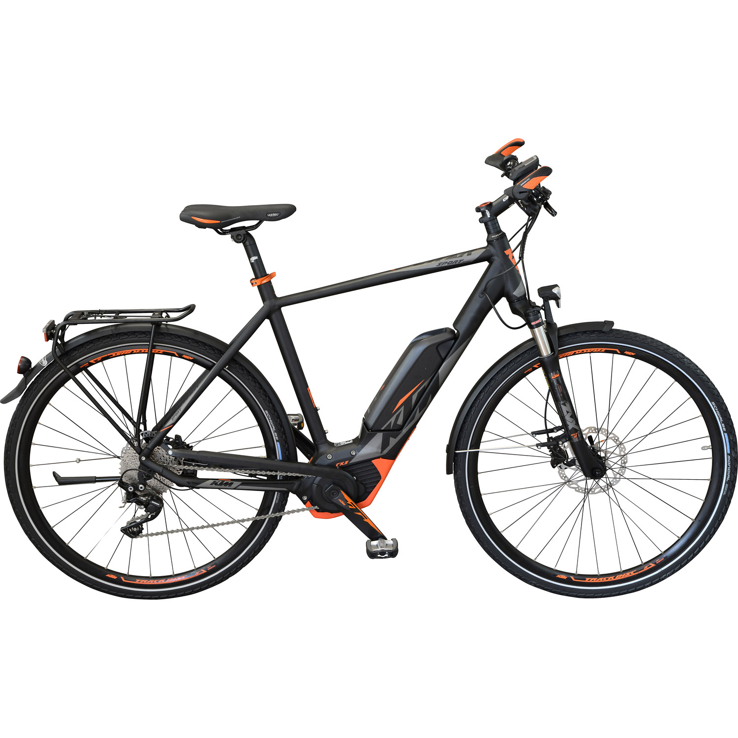 ktm macina sport 10 cx5 elektro mountainbike trapez 46. Black Bedroom Furniture Sets. Home Design Ideas