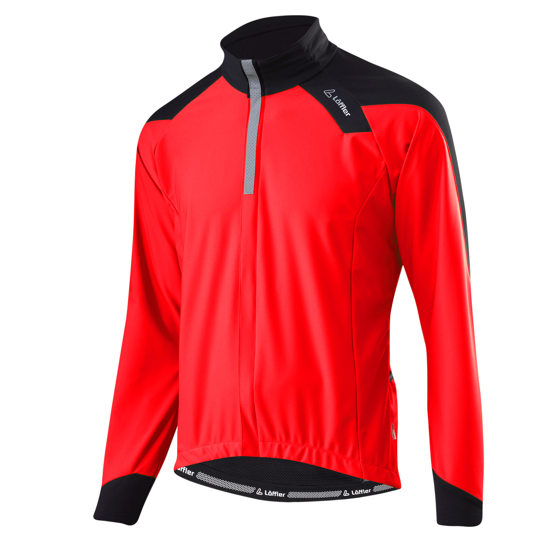 l ffler torino bike trikotjacke herren rot schwarz gr e 50 online shop zweirad stadler. Black Bedroom Furniture Sets. Home Design Ideas