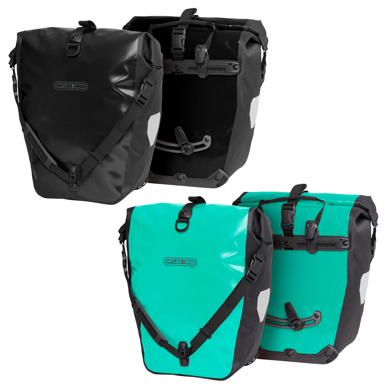 ortlieb back roller free fahrrad packtaschen paar. Black Bedroom Furniture Sets. Home Design Ideas