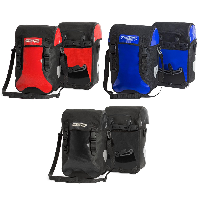 ortlieb sport packer classic fahrrad packtaschen rot. Black Bedroom Furniture Sets. Home Design Ideas