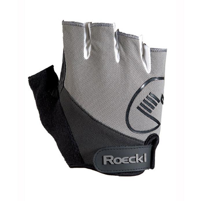 roeckl baia fahrrad handschuhe kurz grau gr e 7 online. Black Bedroom Furniture Sets. Home Design Ideas