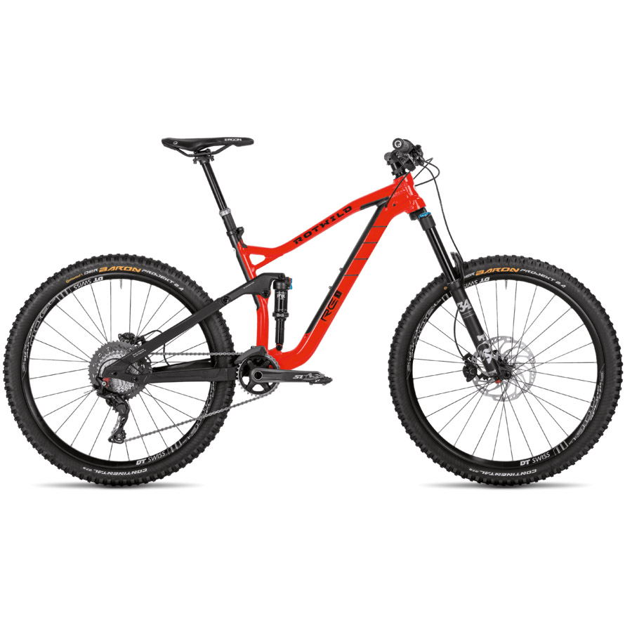 rotwild r e1 core fullsuspension mountainbike 27 5 zoll 44. Black Bedroom Furniture Sets. Home Design Ideas
