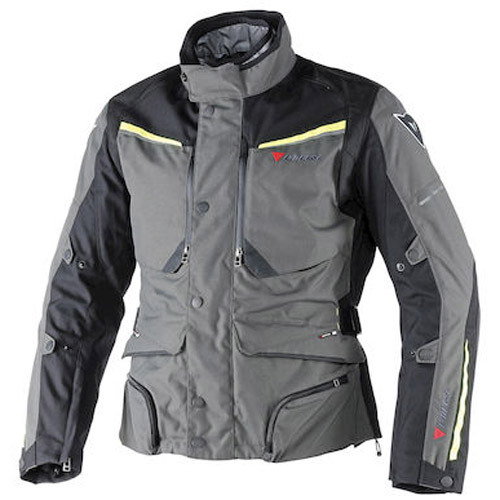 dainese sandstorm gore tex motorradjacke textil grau. Black Bedroom Furniture Sets. Home Design Ideas
