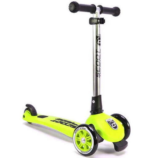 scoot and ride highwaykick 3 kinder scooter lime online. Black Bedroom Furniture Sets. Home Design Ideas