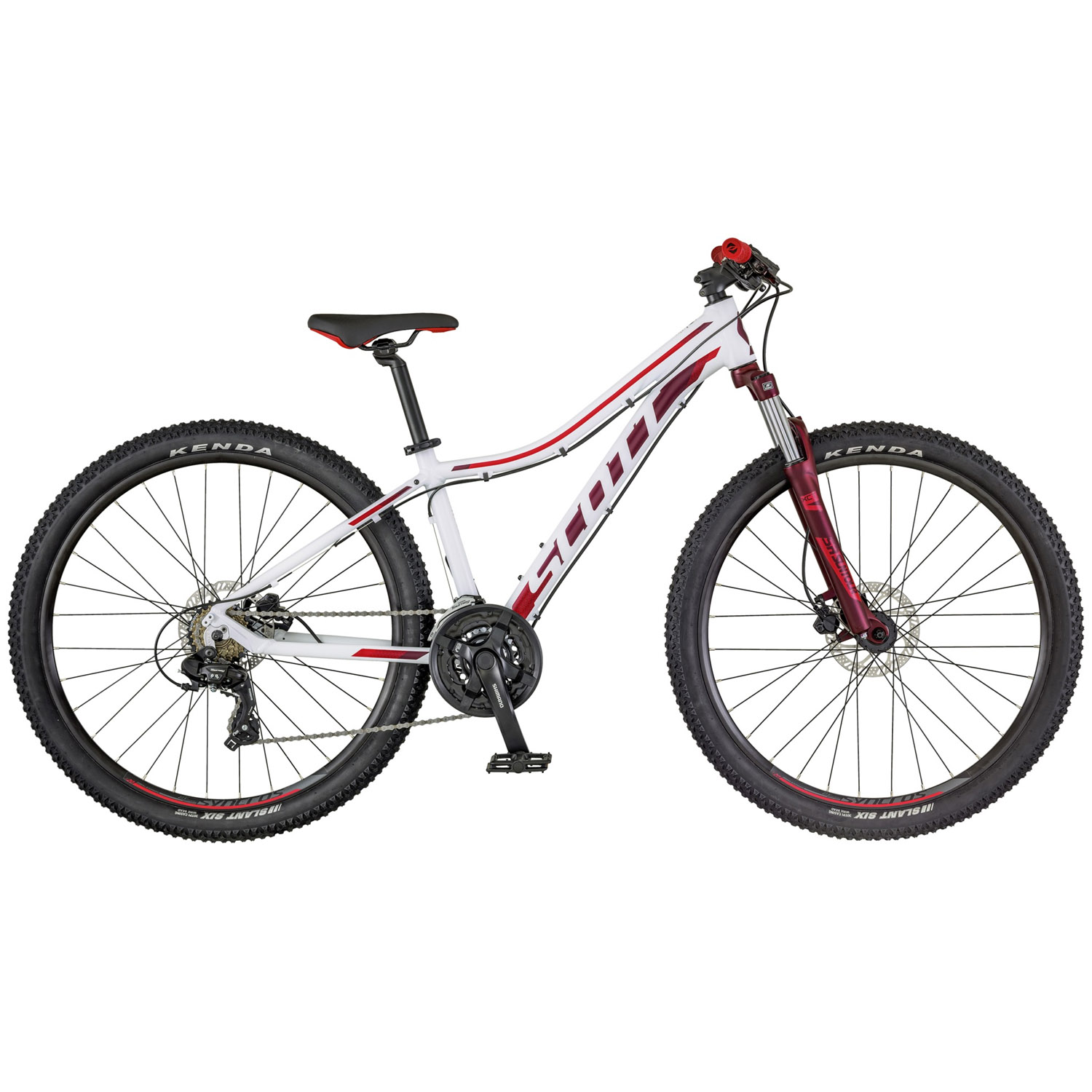 scott contessa 730 hardtail mountainbike 27 5 zoll. Black Bedroom Furniture Sets. Home Design Ideas