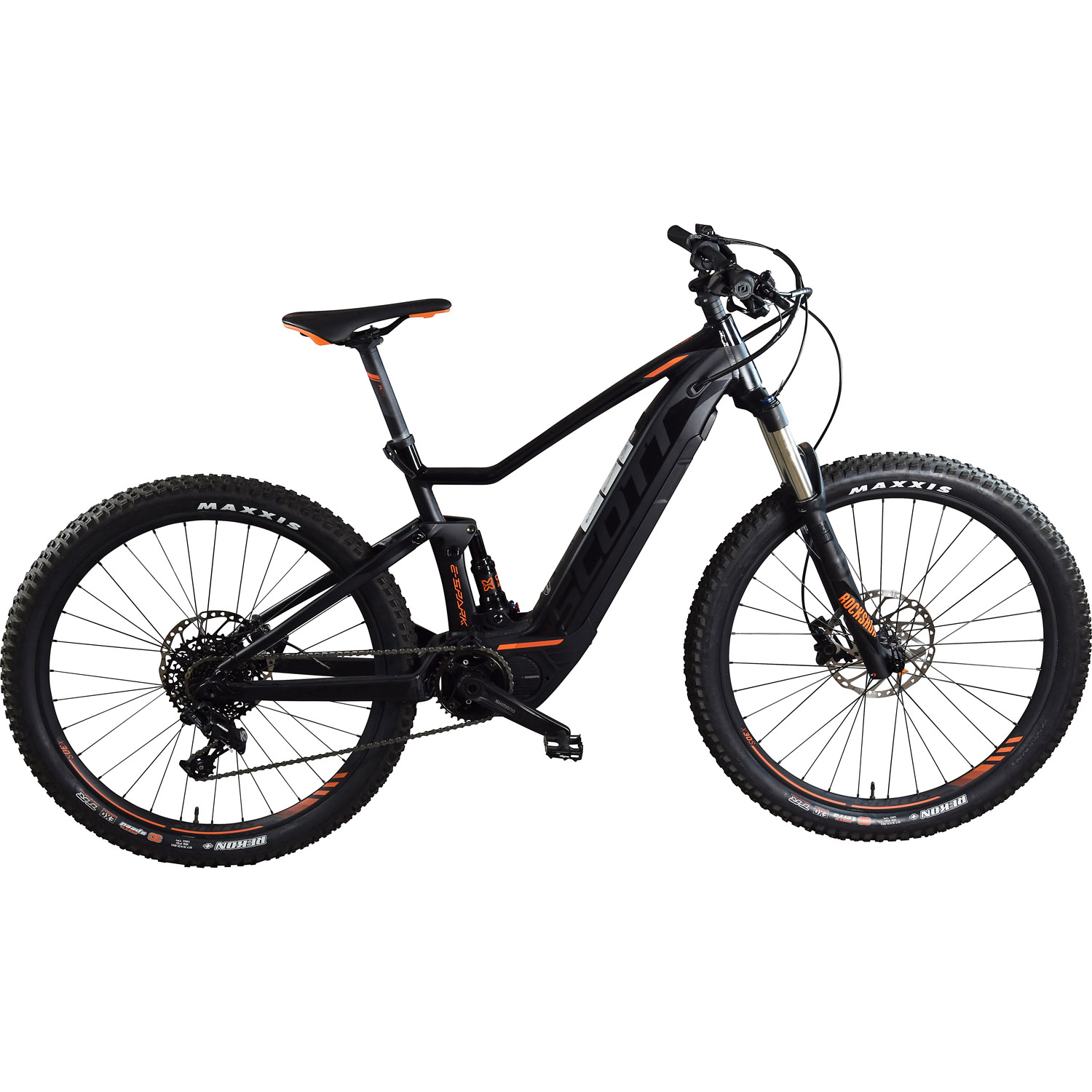 scott e spark 730 e mountainbike 27 5 zoll online shop. Black Bedroom Furniture Sets. Home Design Ideas