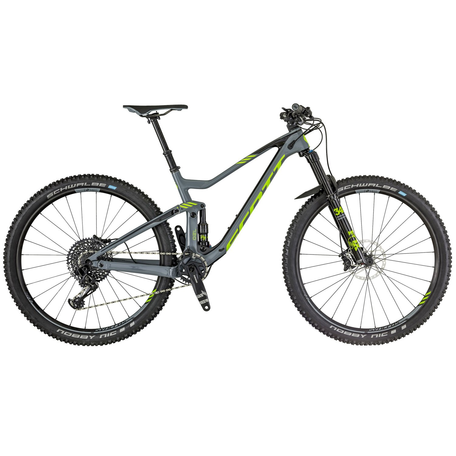 scott genius 920 fully mountainbike 29 zoll 41 cm s. Black Bedroom Furniture Sets. Home Design Ideas