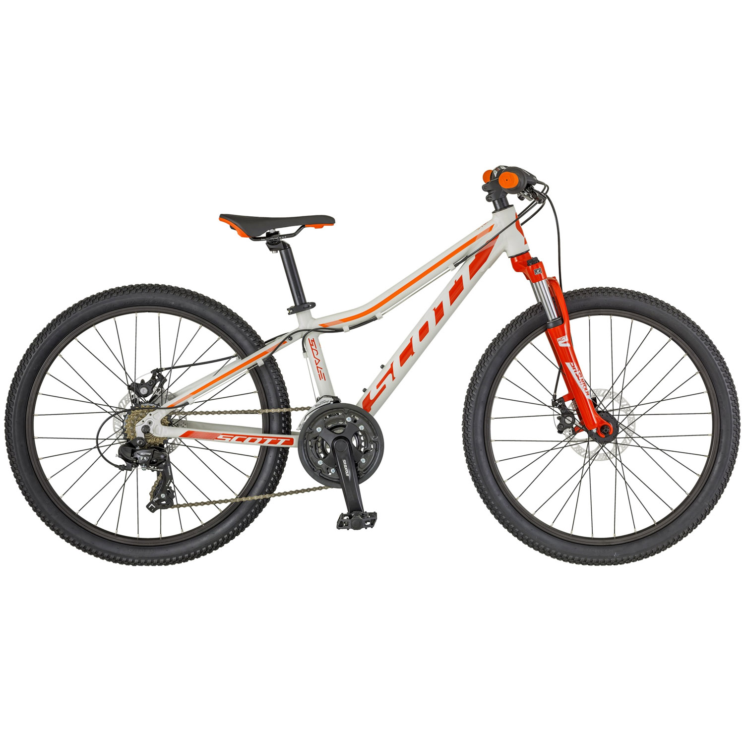 scott scale jr 24 disc jugendrad mountainbike 24 zoll. Black Bedroom Furniture Sets. Home Design Ideas