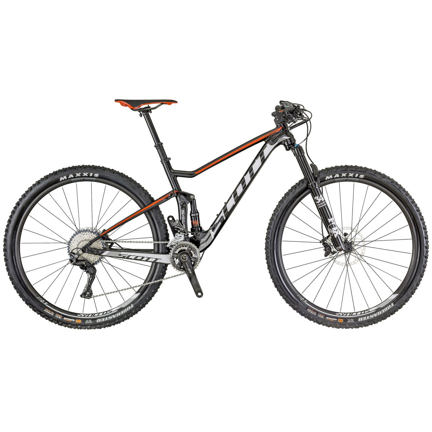 scott spark 930 fullsuspension mountainbike 29 zoll 44 cm. Black Bedroom Furniture Sets. Home Design Ideas