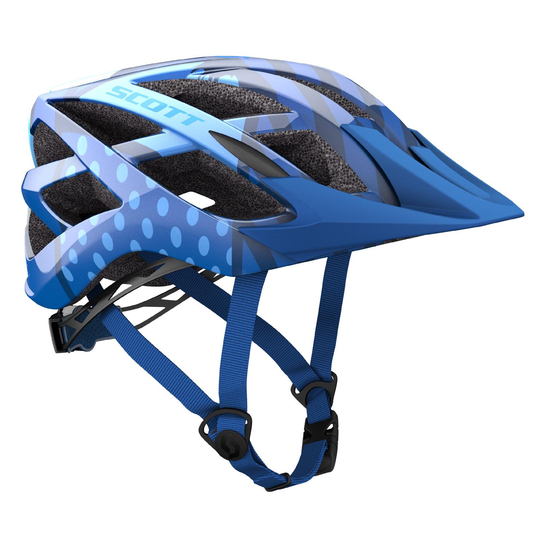 scott spunto kinder fahrradhelm blau gr e uni 50 56 online shop zweirad stadler. Black Bedroom Furniture Sets. Home Design Ideas