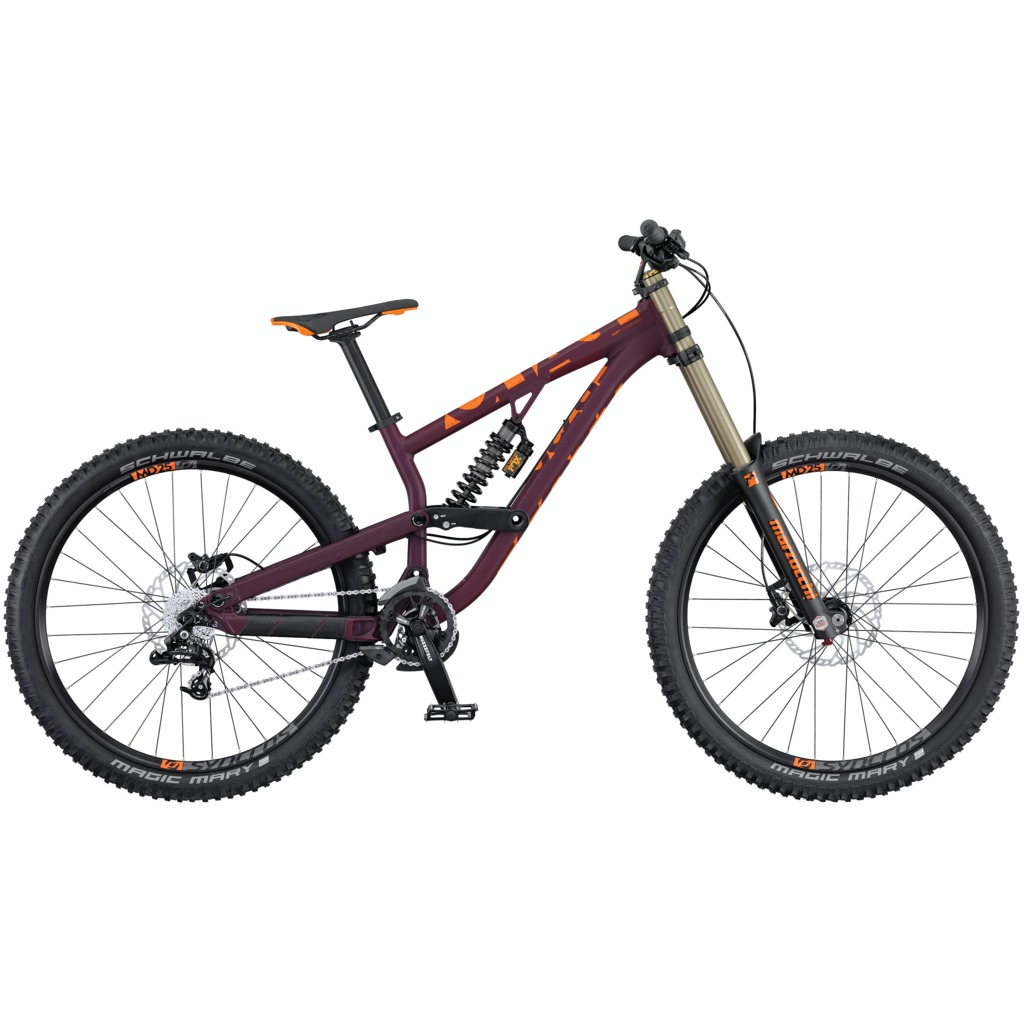 scott voltage fr 720 mountainbike 27 5 zoll fully l. Black Bedroom Furniture Sets. Home Design Ideas