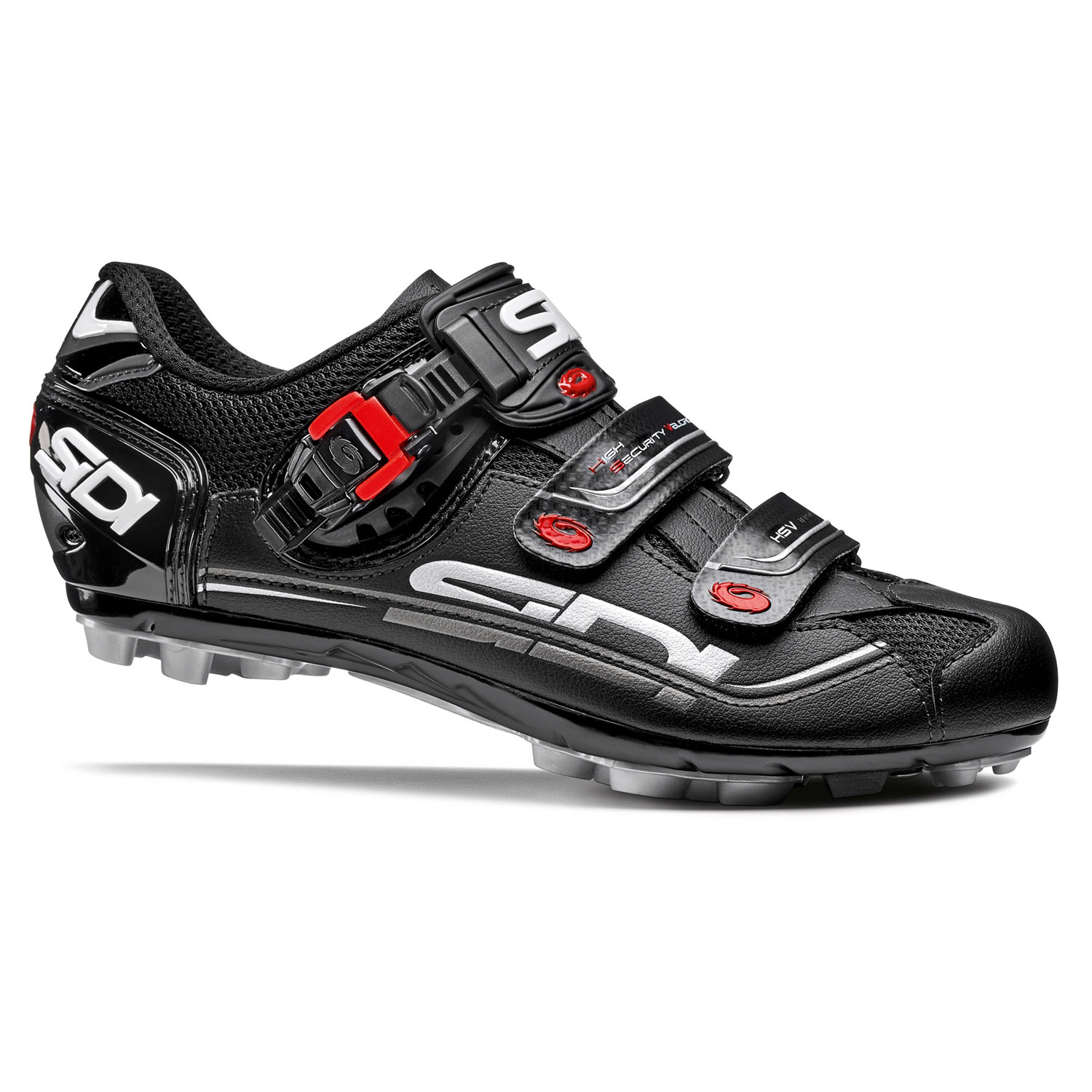sidi eagle 7 mtb schuhe herren schwarz gr e 44 online. Black Bedroom Furniture Sets. Home Design Ideas