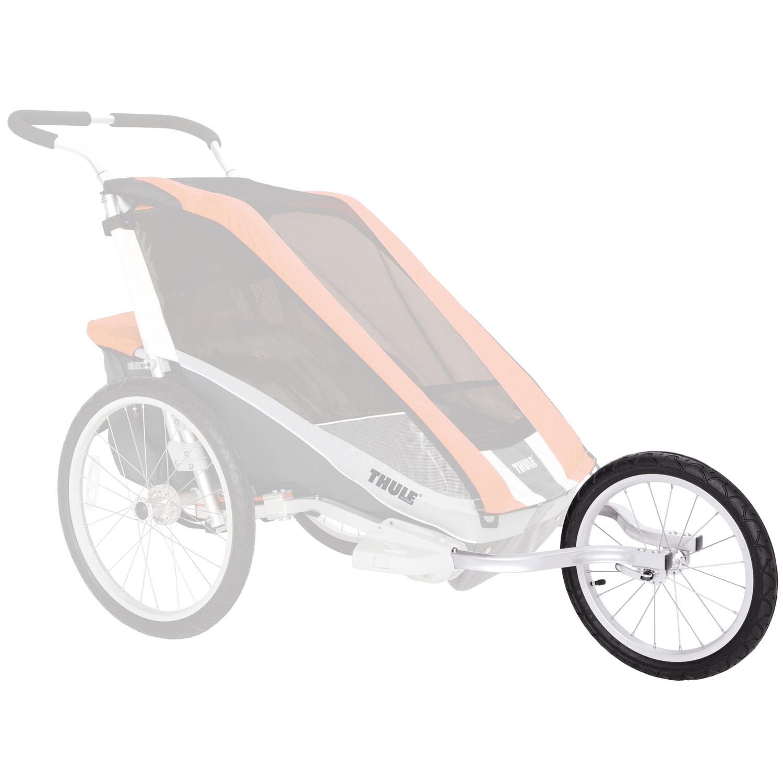 thule jogging set chariot cougar 1 cheetah 1 online. Black Bedroom Furniture Sets. Home Design Ideas