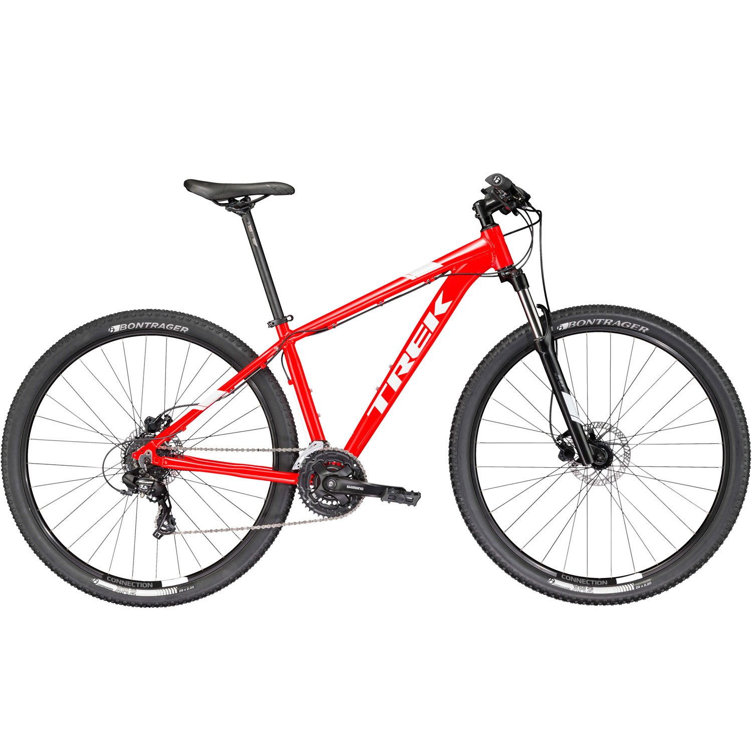 trek marlin 6 29 zoll hardtail mountainbike viper red 17. Black Bedroom Furniture Sets. Home Design Ideas