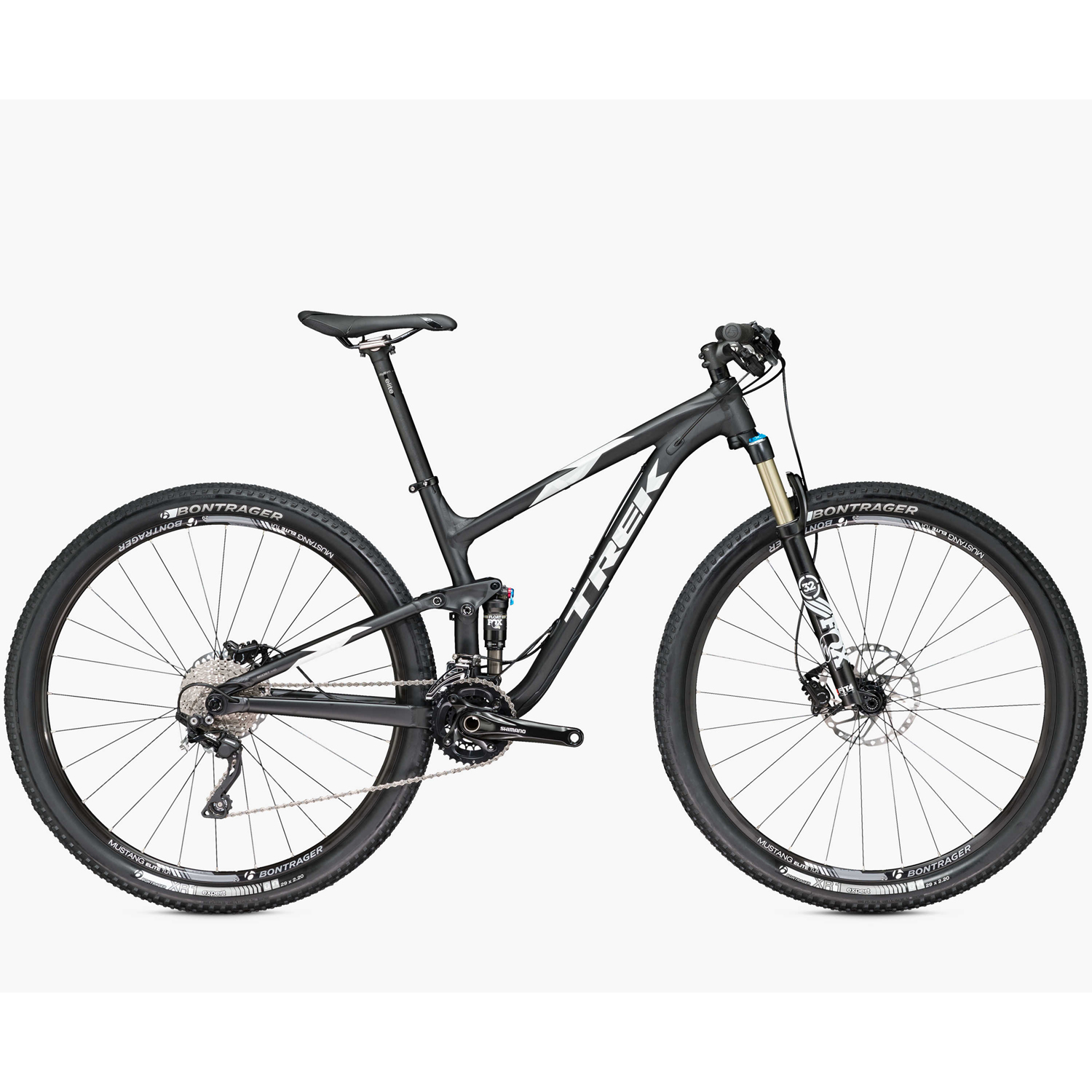 trek top fuel 8 full suspension mountainbike 29 zoll 47 cm. Black Bedroom Furniture Sets. Home Design Ideas