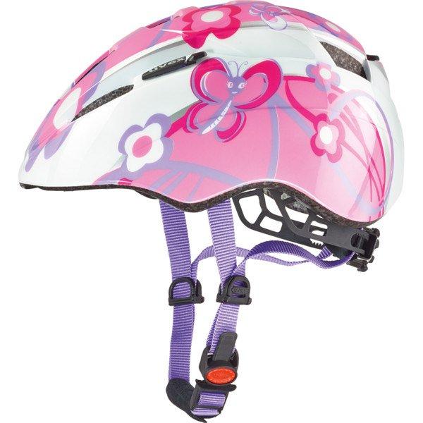 uvex kid 2 fahrradhelm kinder pink gr e 46 52 cm online shop zweirad stadler. Black Bedroom Furniture Sets. Home Design Ideas