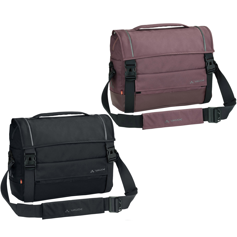 vaude cyclist briefcase fahrrad packtasche schwarz. Black Bedroom Furniture Sets. Home Design Ideas