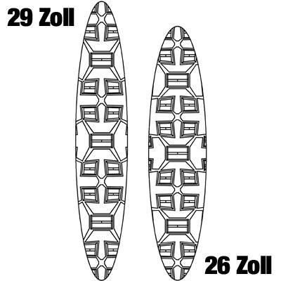 schwalbe mtb reifen racing ralph hs425 evo 29 zoll 29 x. Black Bedroom Furniture Sets. Home Design Ideas