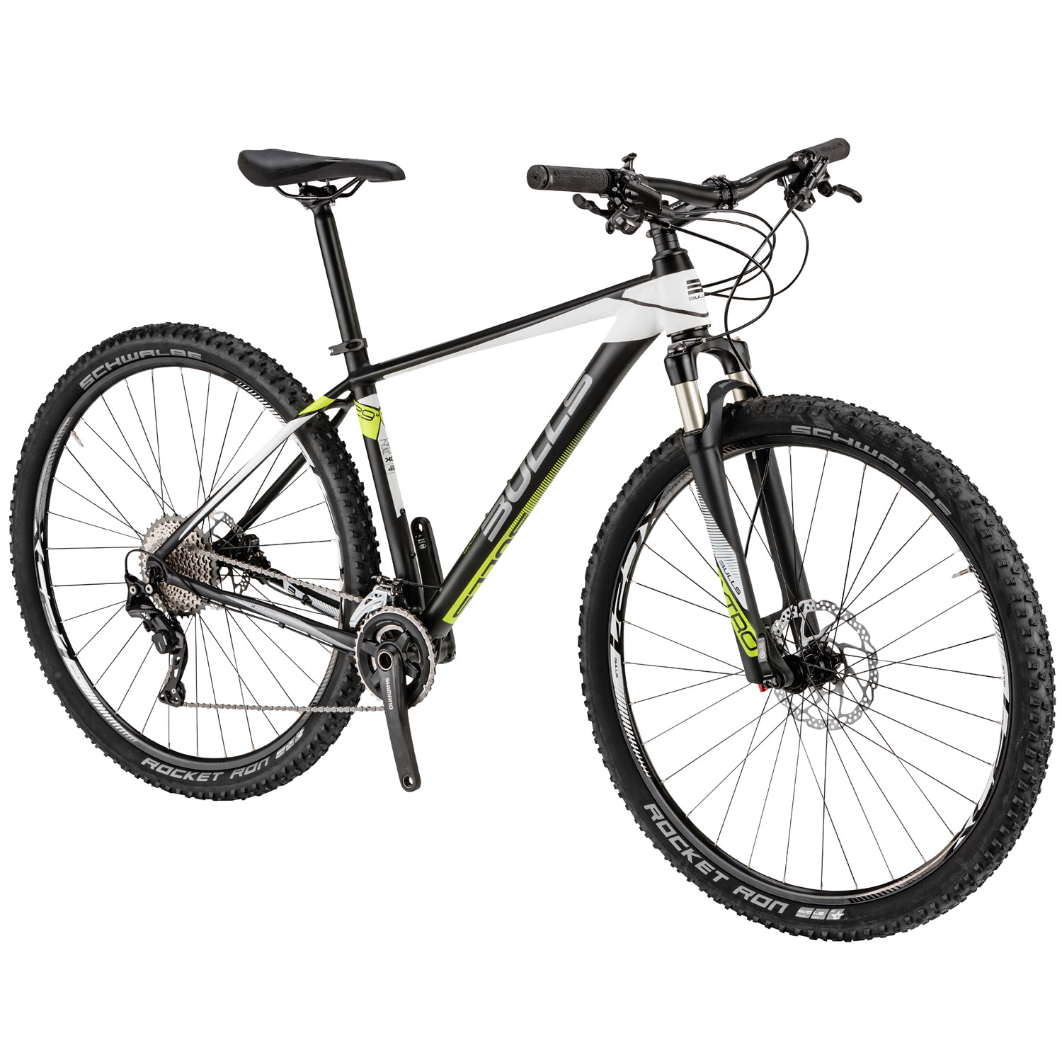 bulls copperhead 29 mountainbike hardtail 29 zoll schwarz. Black Bedroom Furniture Sets. Home Design Ideas