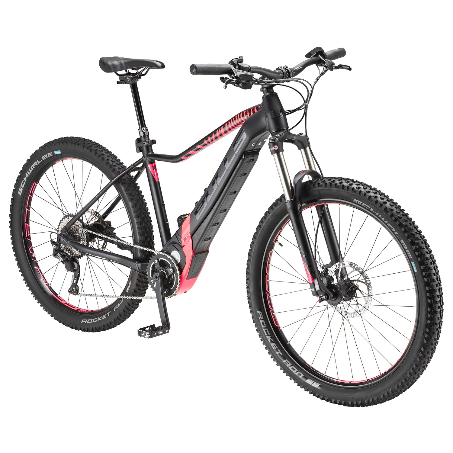 bulls e stream eva 2 27 5 zoll e mountainbike damen 51 cm. Black Bedroom Furniture Sets. Home Design Ideas
