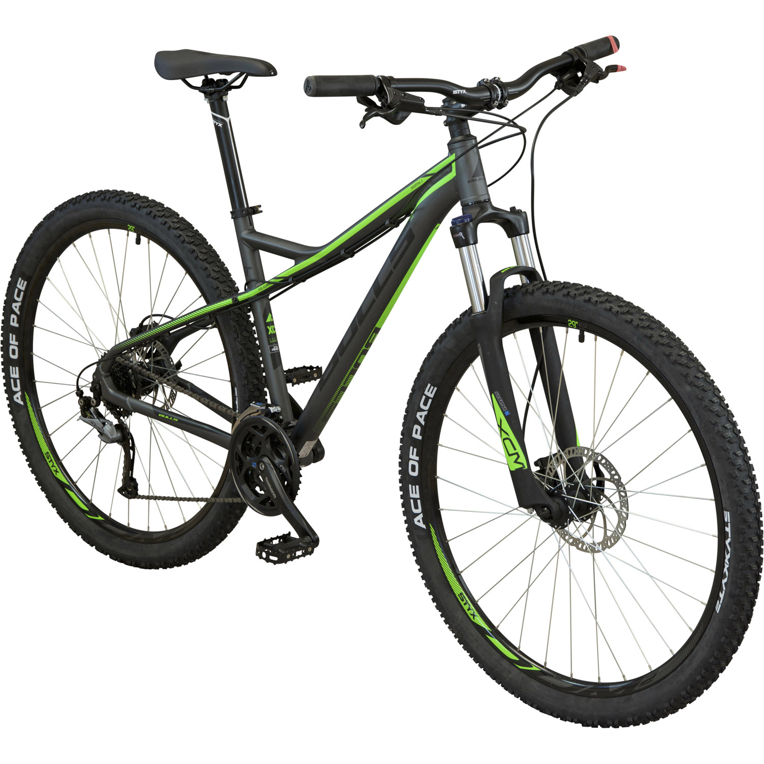 bulls sharptail 2 disc 29 zoll mountainbike 41 cm online. Black Bedroom Furniture Sets. Home Design Ideas