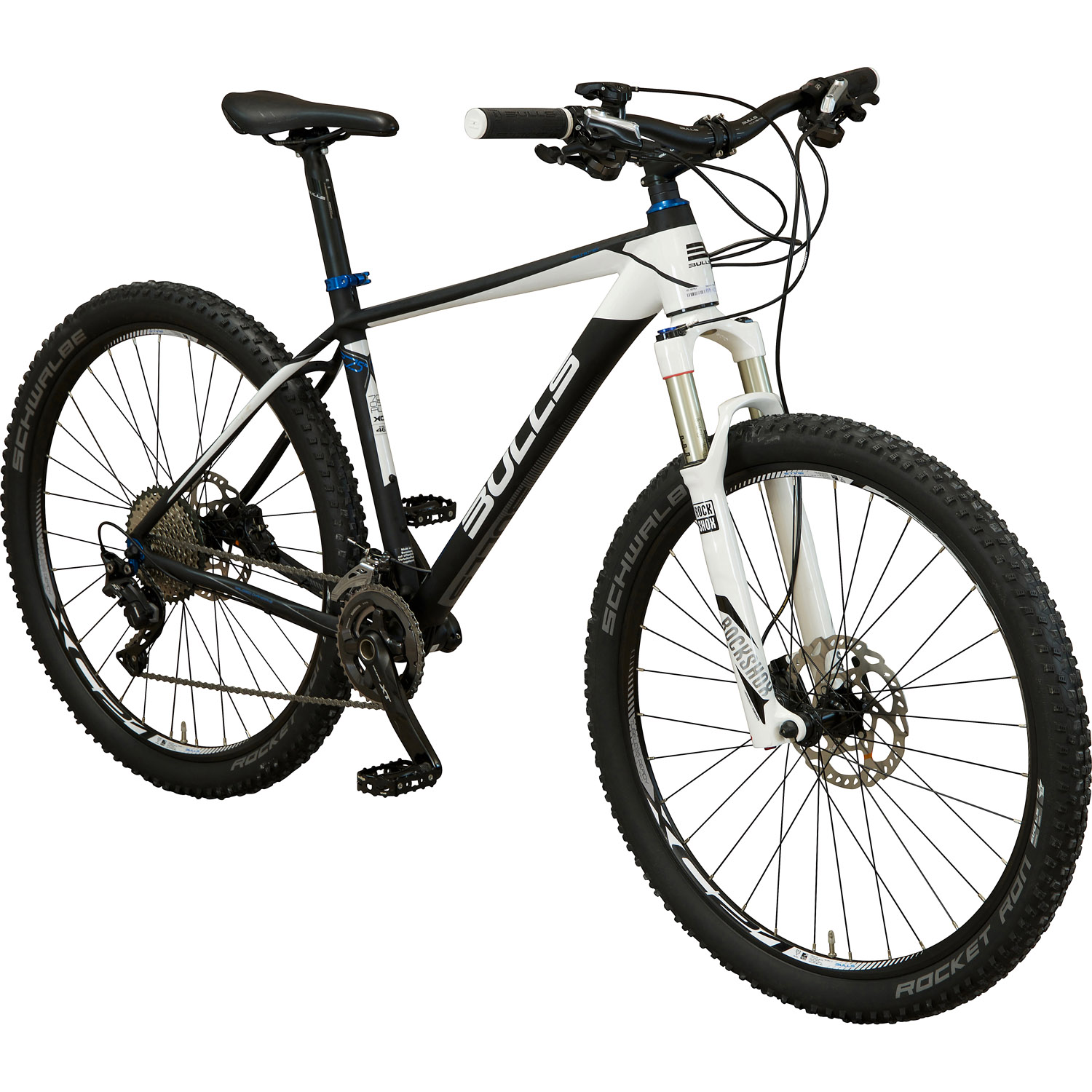 bulls copperhead 3 rs mountainbike hardtail 27 5 zoll 41. Black Bedroom Furniture Sets. Home Design Ideas