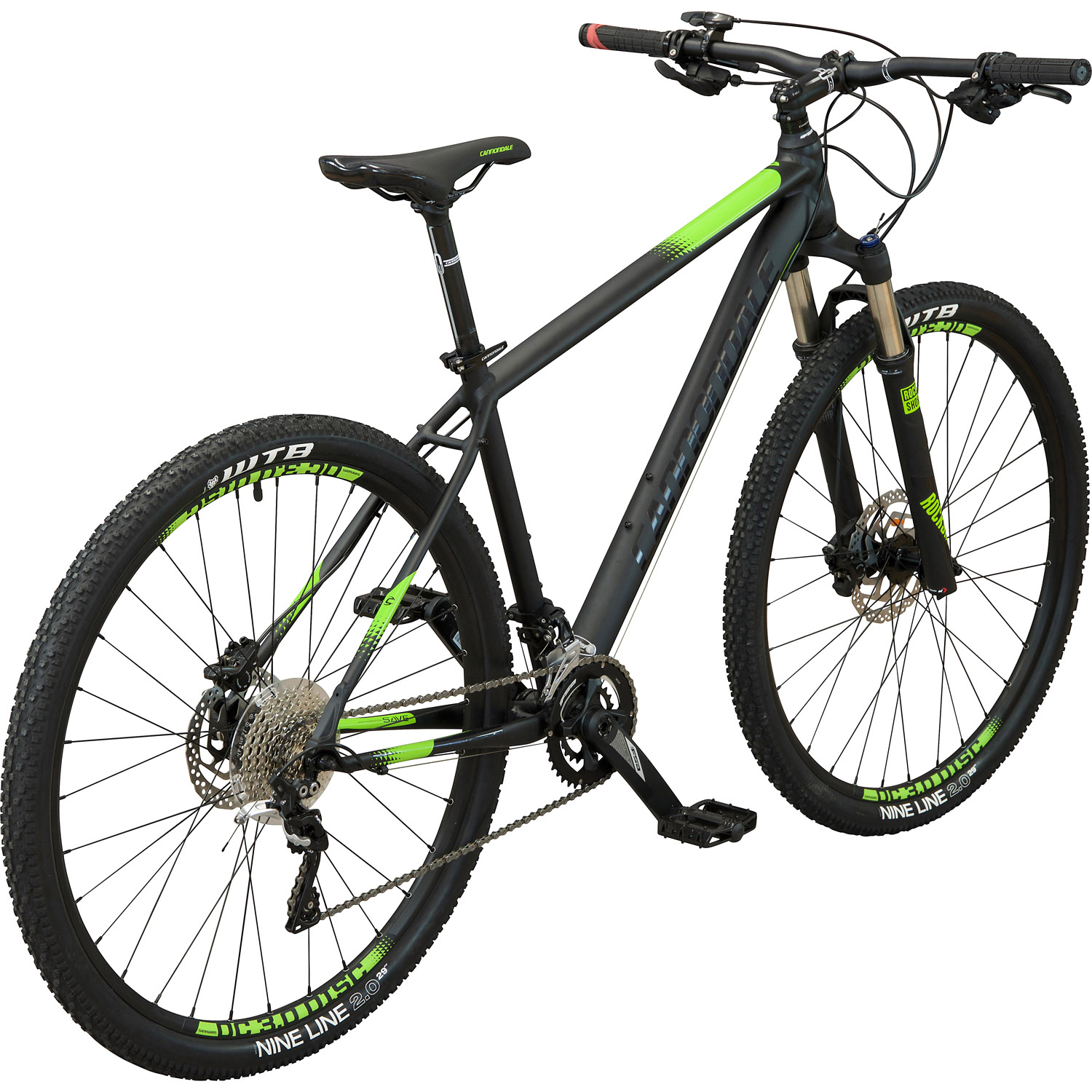 cannondale trail 2 hardtail 29 zoll mountainbike m 44 cm. Black Bedroom Furniture Sets. Home Design Ideas