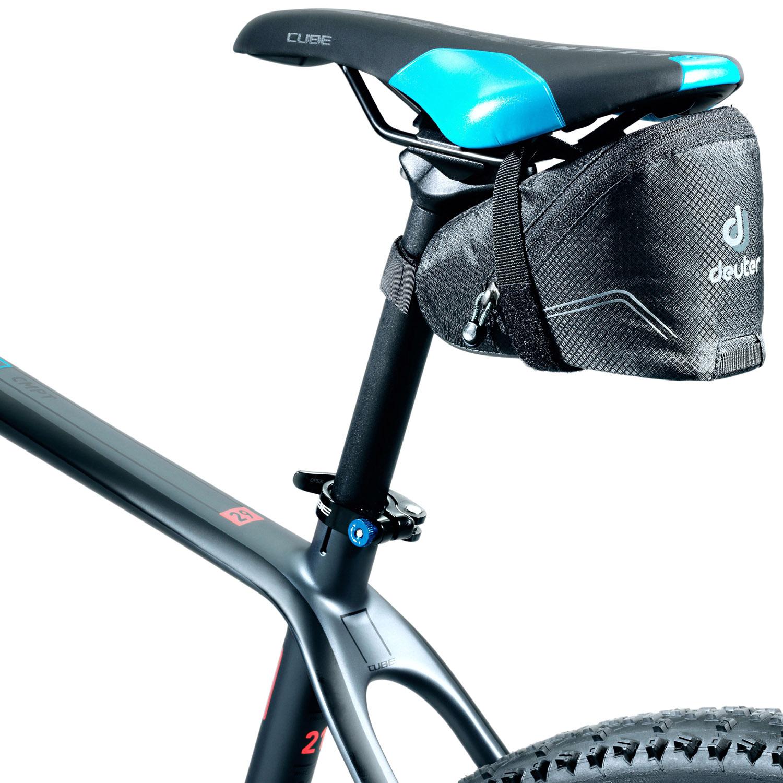 deuter bike bag i mtb satteltasche black online shop. Black Bedroom Furniture Sets. Home Design Ideas