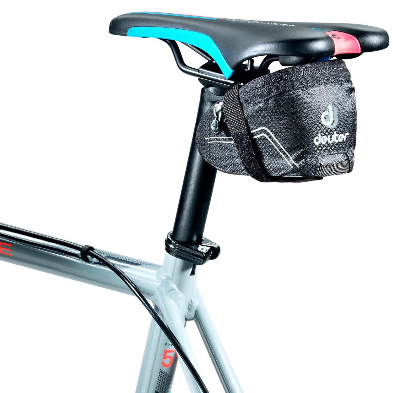 deuter bike bag race ii rennrad satteltasche black. Black Bedroom Furniture Sets. Home Design Ideas