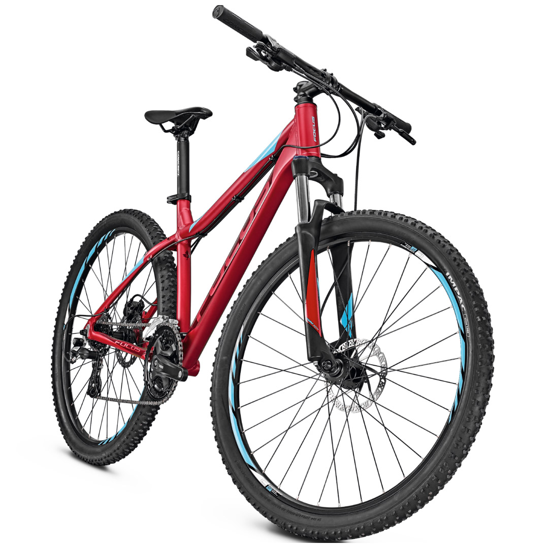 focus whistler elite donna hardtail mountainbike 27 5 zoll. Black Bedroom Furniture Sets. Home Design Ideas