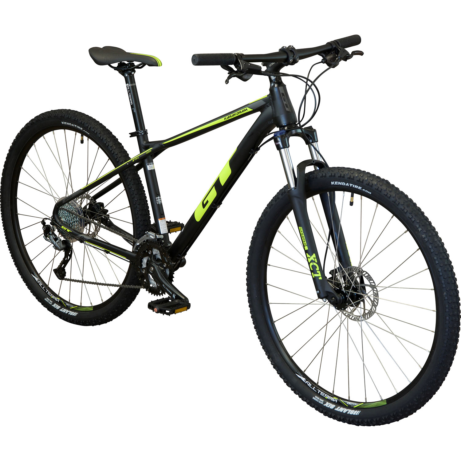 gt karakoram sport hardtail mountainbike 29 zoll s 38 cm. Black Bedroom Furniture Sets. Home Design Ideas