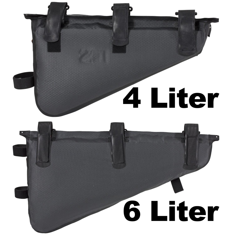 ortlieb frame pack fahrrad rahmentasche 4 liter online shop zweirad stadler. Black Bedroom Furniture Sets. Home Design Ideas