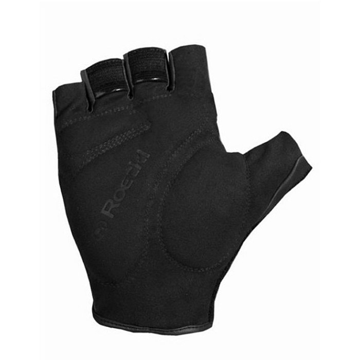 roeckl brandis fahrrad handschuhe kurz schwarz gr e 8. Black Bedroom Furniture Sets. Home Design Ideas