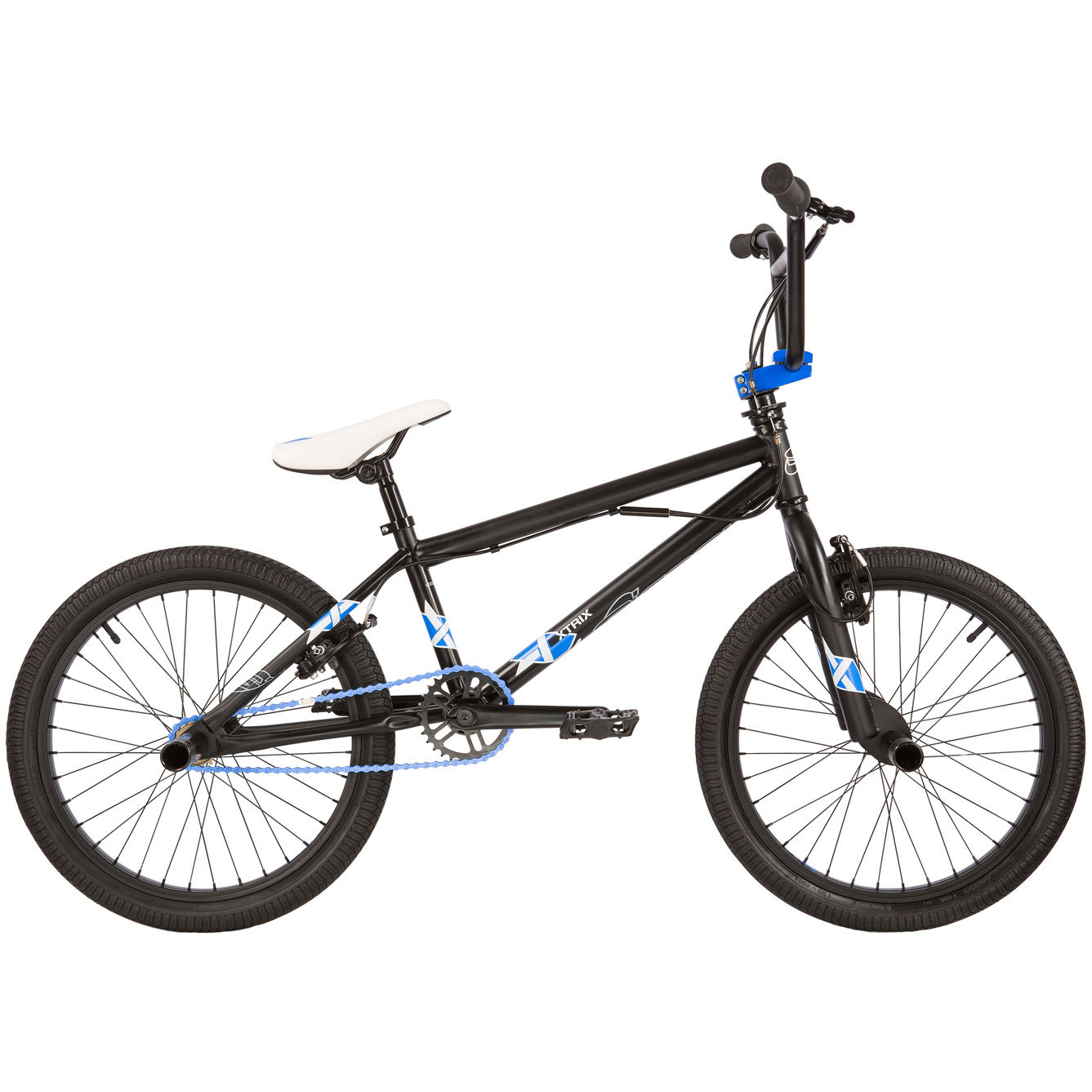 s 39 cool xtrix 20 zoll bmx bike red matt online shop. Black Bedroom Furniture Sets. Home Design Ideas
