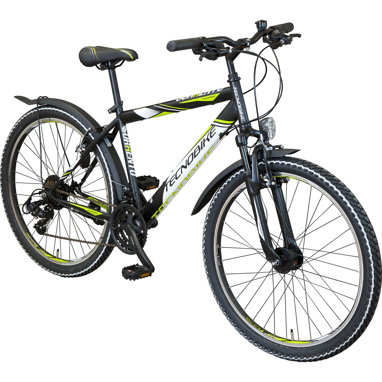 tecnobike sorrento 24 all terrain bike jugendfahrrad. Black Bedroom Furniture Sets. Home Design Ideas
