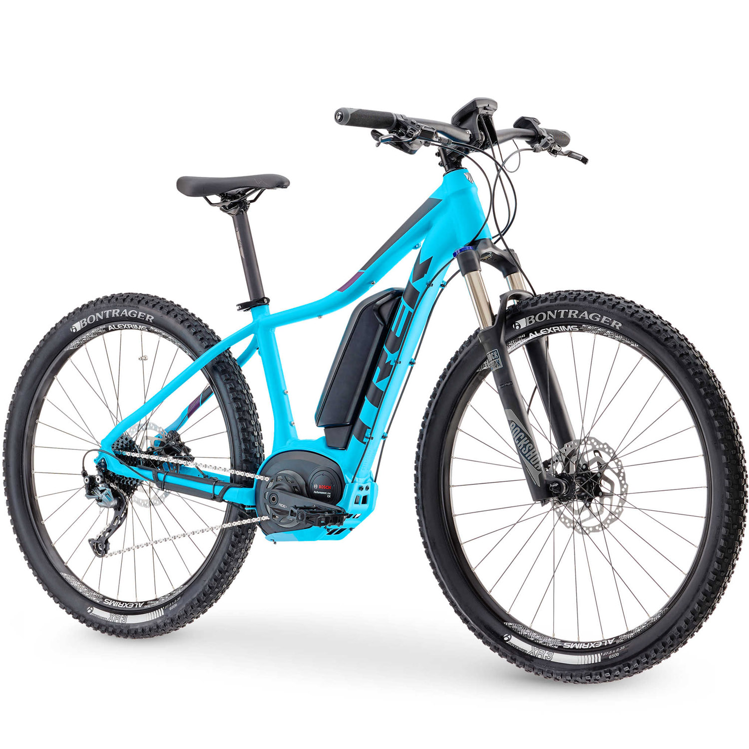 trek powerfly 5 women 39 s 27 5 zoll hardtail e mountainbike. Black Bedroom Furniture Sets. Home Design Ideas