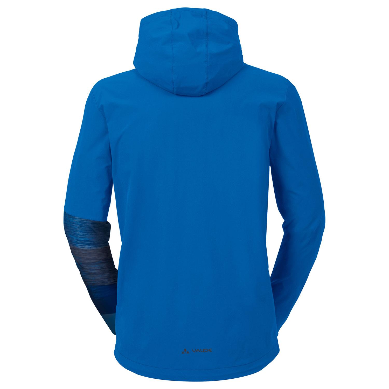 vaude moab jacket ii softshelljacke herren blau gr e xxl. Black Bedroom Furniture Sets. Home Design Ideas