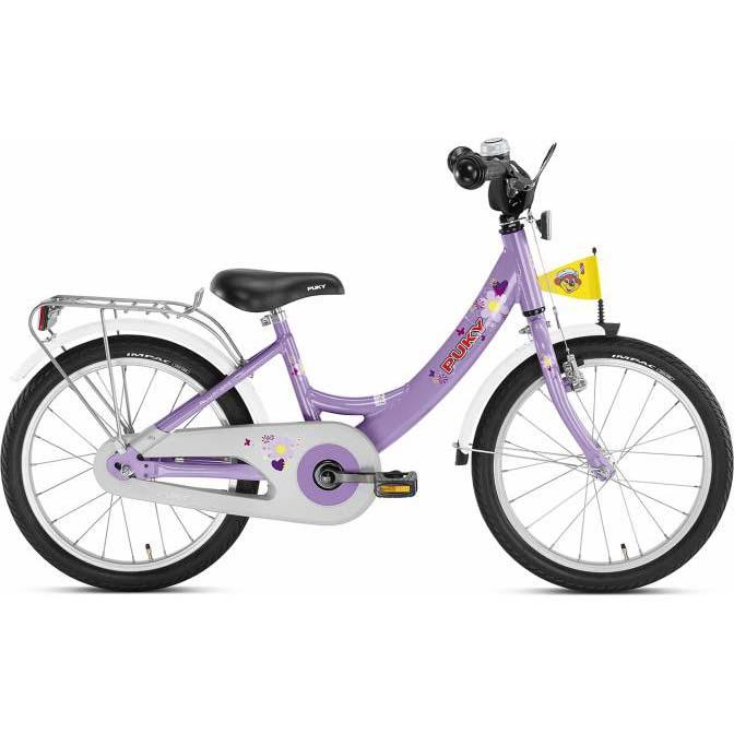 puky fahrrad zl 18 alu farbe lila online shop zweirad. Black Bedroom Furniture Sets. Home Design Ideas