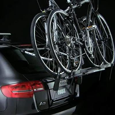 thule heckklappen fahrradtr ger clipon high 9106 online. Black Bedroom Furniture Sets. Home Design Ideas