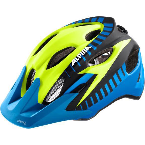 alpina carapax jr kinder fahrradhelm online shop