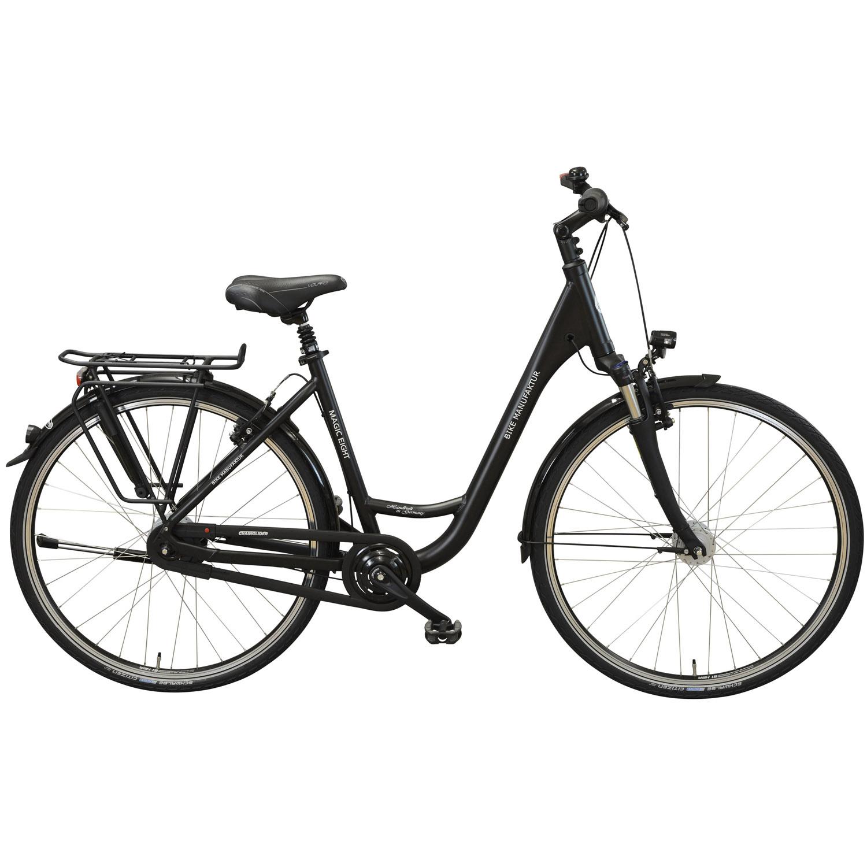 bike manufaktur magic eight trekkingrad 50 cm herren. Black Bedroom Furniture Sets. Home Design Ideas